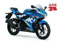 2018 Suzuki GSX-R125 GSXR125 GSXR 125
