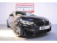 BMW M4 Coupe 444Bhp Competition Pack M DCT - LOW RATE PCP £449 P/MONTH