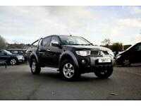 2006 Mitsubishi L200 2.5 4WD LWB ANIMAL DOUBLE CAB PICK UP NO VAT TO PAY 2006/06