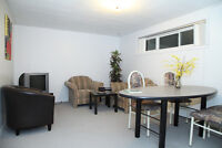 North York, Finch & Leslie, 2 Bedroom Basement Apartment