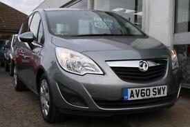 Vauxhall/Opel Meriva 1.3CDTI ( 95ps ) ecoFlex ( a/c ) 2011MY Exclusiv