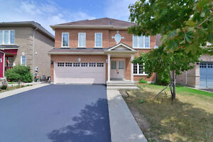 Beautiful House for Rent in Brampton