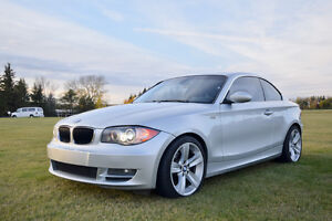 2009 BMW 1-Series 128i, 105km's, fully loaded