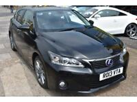 BAD CREDIT CAR FINANCE AVAILABLE 2013 13 LEXUS CT 200h AUTOMATIC ADVANCE HYBRID