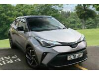 2020 Toyota CHR 2.0 Hybrid Dynamic 5dr CVT & Leather Hatchback PETROL/ELECTRIC A