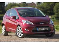 2009 Ford Fiesta 1.4 Titanium 3 door