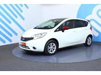 2014 Nissan Note 1.2 Acenta Premium (Style Pack) 5dr