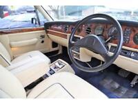 1989 Rolls-Royce Silver Spur 6.8 4dr Petrol blue Automatic