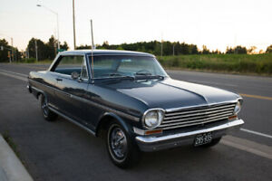 Chevrolet Nova | Great Selection of Classic, Retro, Drag and Muscle