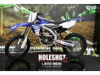 Yamaha YZF 250 Motocross Bike