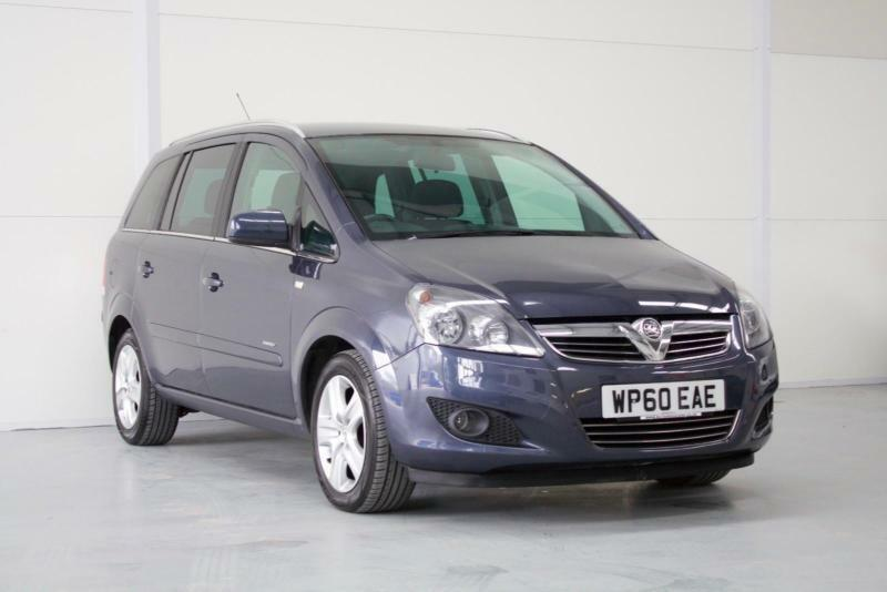 2010 vauxhall zafira 16v energy in cardiff gumtree. Black Bedroom Furniture Sets. Home Design Ideas