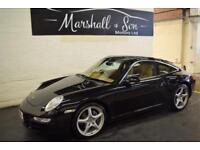 2008 08 PORSCHE 911 3.6 TARGA 4 TIPTRONIC S 2D AUTO 321 BHP