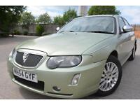 ROVER 75 CONNOISSEUR SE 2.0 CDTi DIESEL AUTOMATIC*LOW MILEAGE*FULL HISTORY*NAV*