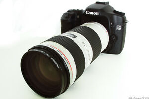OBJECTIF\LENS PROFETIONNEL CANON 70-200MM USM F4