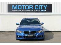 2014 BMW 3 Series 320D M SPORT Saloon Diesel Manual