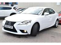 2014 Lexus IS 300 2.5 SE E-CVT 4dr