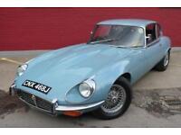 Jaguar E-Type Factory original low owner