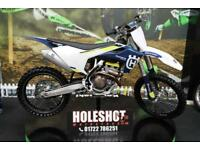 2016 HUSQVARNA FC 250 MOTOCROSS BIKE ELECTRIC START, NEW GRIPS