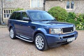 Land Rover Range Rover Sport 4.2 V8 Supercharged auto 2007 HSE 90,000 MLS