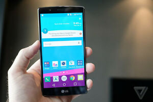 LG G4 with Virgin Mobile / Bell