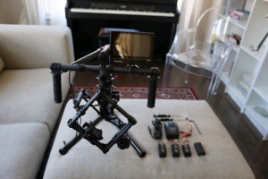Movi M5 Gimbal Stabilizer + Case/Screen - Priced to Sell!!!