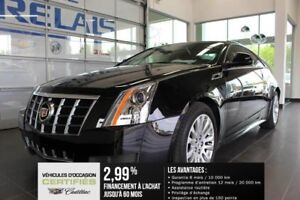 Cadillac CTS Coupe 2dr Cpe - Cuir - sport 2012