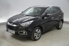 Hyundai ix35 1.7 CRDi Premium 5dr [Leather] 2WD