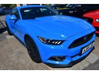 BAD CREDIT FINANCE AVAILABLE 2017 66 reg Ford Mustang 5.0 V8