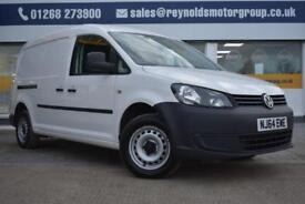 BAD CREDIT CAR FINANCE AVAILABLE 2014 64 Volkswagen Caddy Maxi 1.6TDI