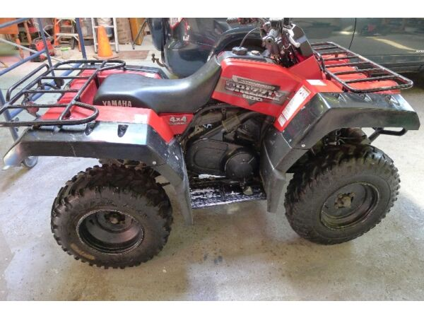 Yamaha grizzly atv for sale canada for Yamaha grizzly 600