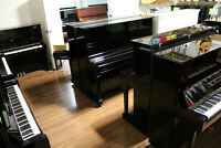 Yamaha Kawai Piano 10 Years Warranty  Delivery/Tuning/Bench