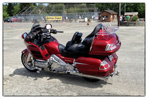 Goldwing - Gold wing 1800 GL 2010