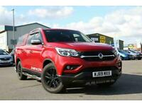 2020 Ssangyong Musso SARACEN Automatic Pick Up Diesel Automatic