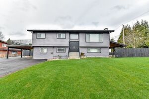 Large home w/suite....renoavted and sitting on a corner lot!