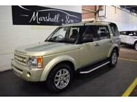 2009 59 LAND ROVER DISCOVERY 3 2.7 3 TDV6 SE 5D AUTO 188 BHP 7 SEATS DIESEL