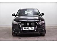 2013 Audi Q3 TDI QUATTRO SE Diesel black Semi Auto