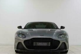 2020 Aston Martin DBS V12 Superleggera 2dr Touchtron Automatic Petrol Coupe