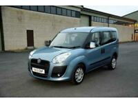 2013 Fiat Doblo Wheelchair Accessible Vehicle, WAV, Gowrings Mobility, disabled