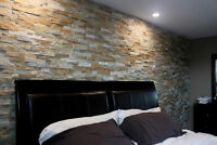 Brick, block, stone work services available