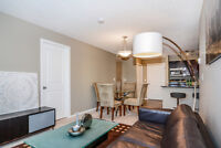 2015 BUILT! 2 BED 2 BATH 10 MIN TO DOWNTOWN! LOW CONDO FEES!