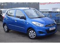 Hyundai i10 1.0 ( 68bhp ) 2011MY Blue