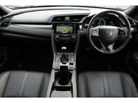 2017 Honda Civic VTEC EX Hatchback Petrol Manual