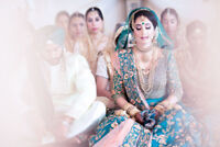 INDIAN WEDDING PHOTOGRAPHY $500/DAY