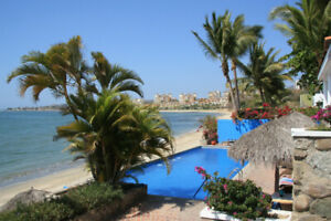 Bucerias Beach Apartment Vacation Rental Available