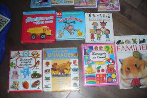 LIvres pour enfants livres pour adultes (5 grosses btes)