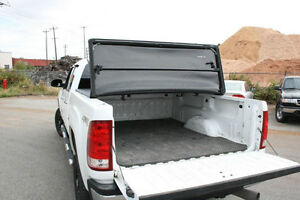 2009-2014 Tri Fold Tonneau Covers Fit Ford F150 IN STOCK London Ontario image 7