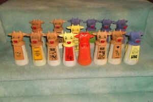 Cow Creamers By Whirley-Vintage