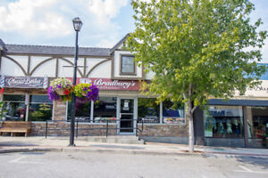 Salmon Arm - Fully Equipped Restaurant Space Downtown Core
