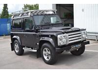 2009 Land Rover Defender 90 2.4 TDi SVX Station Wagon 3dr