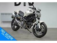 Ducati Monster 696 plus 696+ 2010 1,700 Low Miles Full History Red V-Twin